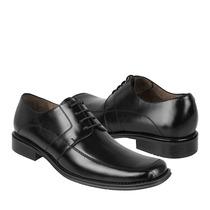Gran Emyco Zapatos Caballero Vestir Eb-4050 Piel Negro