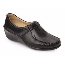 Zapatos Doble Ancho De Pie Plantilla Removible De 22 Al 26.5