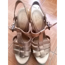 Michael Kors Sandalias Zapatillas Wedge Plataforma