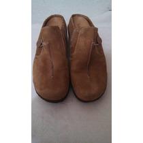 Timberland Comforia Zuecos Mulas Zapatos Mujer 26 Cuero