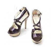 Zapatos Morados Regina Praga