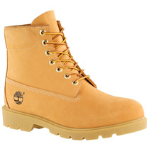 Botas Timberland 6 Inch Basic Waterproof Wheat Leather Hm4