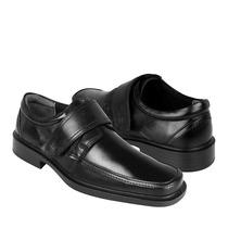 Gran Emyco Zapatos Caballero Casuales Ec-9701 Piel Negro