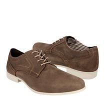 Flexi Zapatos Caballero Casuales 95201 Nobuck Moka