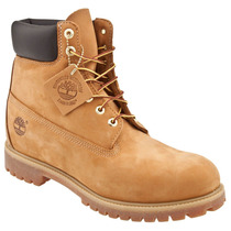 Botas Timberland 6 Inch Premium Nubuk Leather Waterproof Fn4