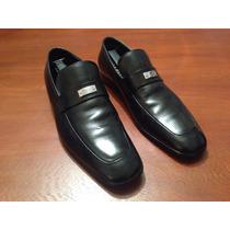 Zapatos Finos Vestir Hombre Gucci Genuinos Prada Ferragamo