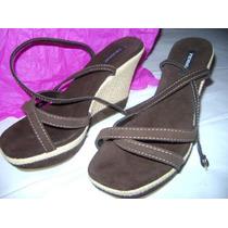 Zapatos Café Terra No. 25 Mx A Solo 280.00