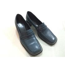 Zapatos De Tacón Lady Emyco Número 4 Azules