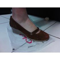 Zapatos No. 5.5 Color Cafe Cklass $220 Nuevos