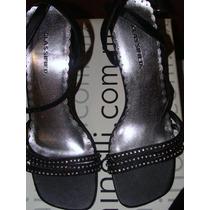 Elegantes Zapatillas De Dama Para Fiesta No. 27.5 Americano