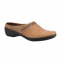 Zapato Tipo Sueco De Mujer Marca Flexi