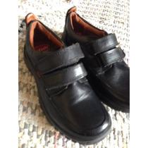 Zapato Escolar Marca Elefante Talla18