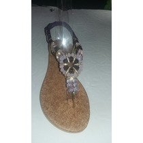 Sandalias De Cristal