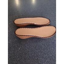 Suelas Perforadas Para Tejer Zapatos O Botas A Crochet
