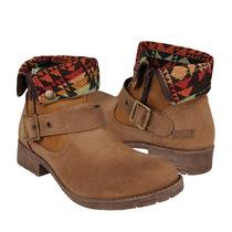 Levi´s Zapatos Dama Botas L124432 Gamuza Arena