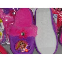 Disney Pantunflas Princes Aurora Mex.#16 Usa 9/10 L 18. Cm.
