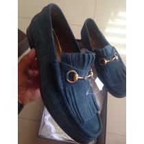 Zapatos Gucci De Lujo No Ferreagamo No Louis Vuitton Fendi