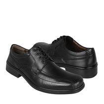 Flexi Zapatos Caballero Casuales 73206 Piel Negro