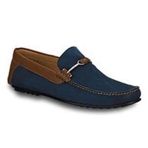 Zapatos Casuales Hombre Ferrato Azul M Talla 25-30 2107967