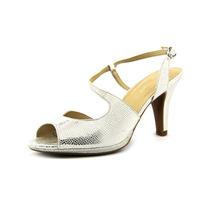 Naturalizer Inspire Vestido De Tela Zapatos De Las Sandalias