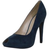 Nine West - Zapatos Just Cruise Azul Petroleo 5.0