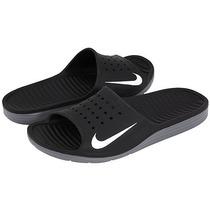 Sandalias Nike Solarsoft,negras,deportivas,adidas,under Armo