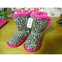 Botas Place Childrens 10 Usa 17 Mex Animal Print Niñas