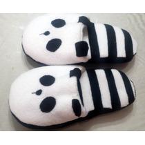 Pantuflas Pet&flat Panda Chica