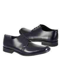 Gran Emyco Zapatos Caballero Vestir A6850 Piel Negro