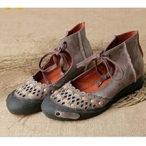 Zapatos Alpargatas Flats Bailarinas Moda Japonesa