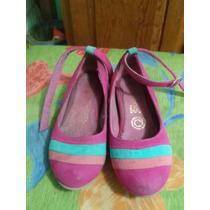 Hermosos Zapatos Vivis Kids Shoes Fiusha/verde/salmon 18 1/2