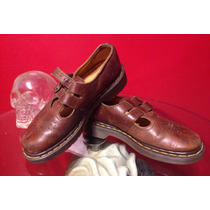 Dr Martens Zapato Para Dama, Made In England.