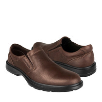 Hush Puppies Zapatos Caballero Casuales Hb-1101 Piel Chocola