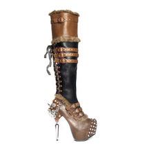 Zapatos Marca Hades - Ventail Botas Hipster Goth Punk Rock