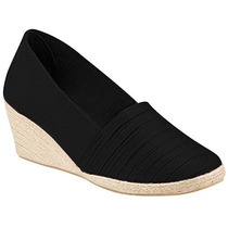 Zapatos Silvia Cordero 333 Negro Tacon 5 Cm Pv