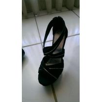 Preciosas Zapatillas Negras