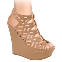 Sandalia Mujer Marca Vi Line Fashion 140531 Sn2