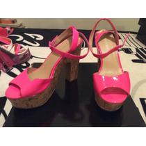 Zapatillas Rosas Num 6 1/2