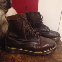 Dr Martens Made In England. Color Café.