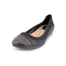 Giani Bernini Zohar Mujeres Pisos Zapatos De Cuero