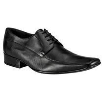 Zapatos Gino Cherruti 5327 Negro Piel Oi