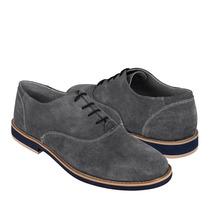 Stylo Zapatos Caballero Casuales 633 Gamuza Oxford