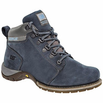 Bota Hicker Caterpillar Dama 307062 Azul 22 Al 26