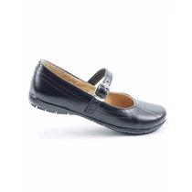 Zapato Escolar De Niña - 0301an212212113