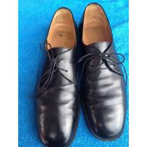 Zapatos De Vestir Ferragamo, 100% Originales, 8 Mex