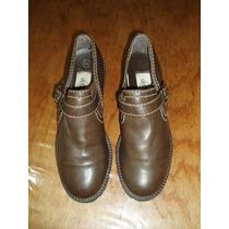 Comodos Zapatos De Dama Marca Rugged Outback Número 23.5