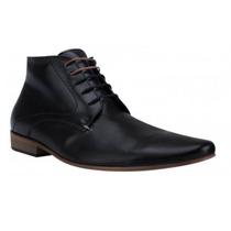 Zapato Casual, Mocasin, Schatz 4005 Negro