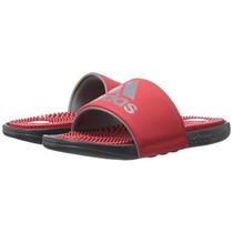 Sandalias Adidas Voloossage Rojas,comodas,under,oakley