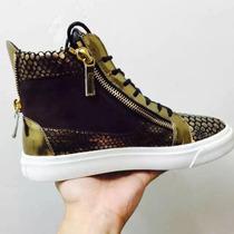 Guiseppe Zanottis Gold Edition