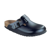 Zapatos Birkenstock Modelo Boston Negro